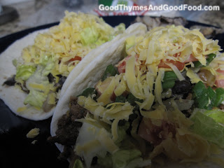 Authentic Mexican Ground Beef Taco Recipe